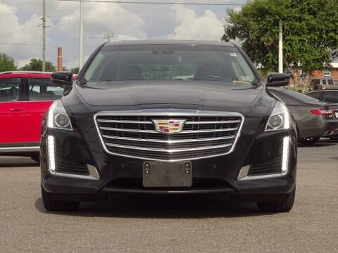 2017 Cadillac CTS for sale at Auto Finance of Raleigh in Raleigh NC