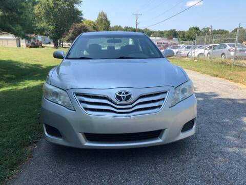 2010 Toyota Camry for sale at Speed Auto Mall in Greensboro NC