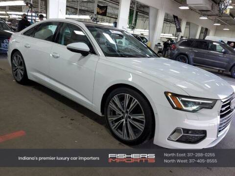 2020 Audi A6 for sale at Fishers Imports in Fishers IN