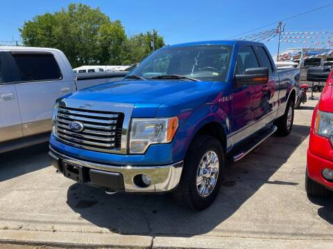 2010 Ford F-150 for sale at Greg's Auto Sales in Poplar Bluff MO