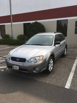 2006 Subaru Outback for sale at Specialty Auto Wholesalers Inc in Eden Prairie MN