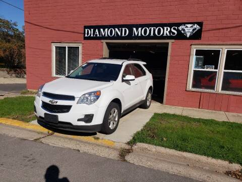 2015 Chevrolet Equinox for sale at Diamond Motors in Pecatonica IL