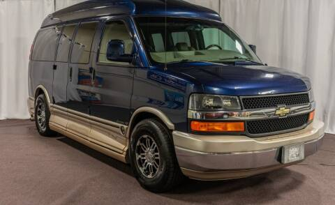 2004 Chevrolet Express Cargo for sale at New England Motor Car Company in Hudson NH
