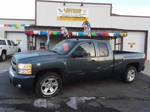 2008 Chevrolet Silverado 1500 for sale at Lakeside Auto & Sports in Garrison ND