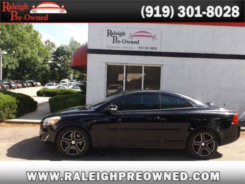 2013 Volvo C70 for sale at Raleigh Pre-Owned in Raleigh NC