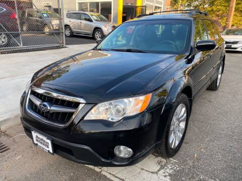 2009 Subaru Outback for sale at DEALS ON WHEELS in Newark NJ