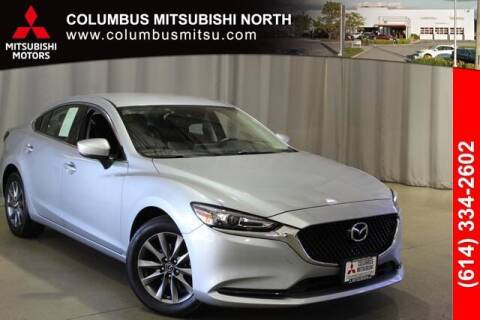 2018 Mazda MAZDA6 for sale at Auto Center of Columbus - Columbus Mitsubishi North in Columbus OH