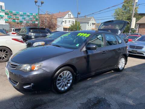 2010 Subaru Impreza for sale at Barnes Auto Group in Chicago IL