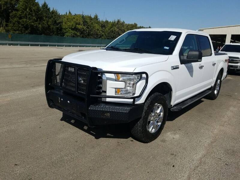 2016 Ford F-150 for sale at G & S SALES  CO in Dallas TX