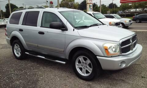 2006 Dodge Durango for sale at Pinellas Auto Brokers in Saint Petersburg FL