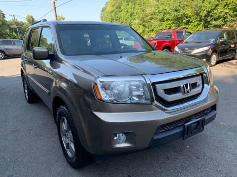 2011 Honda Pilot for sale at D & M Discount Auto Sales in Stafford VA