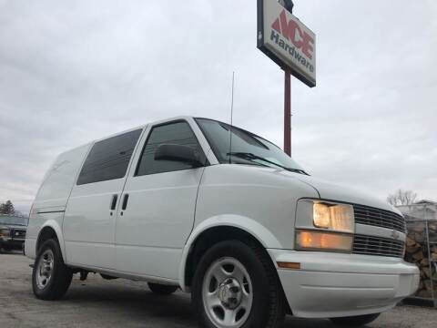 2004 Chevrolet Astro Cargo for sale at ACE HARDWARE OF ELLSWORTH dba ACE EQUIPMENT in Canfield OH
