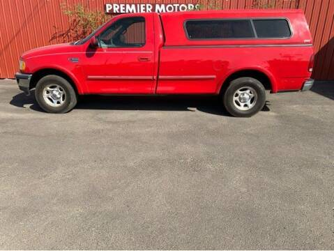 1998 Ford F-150 for sale at Premier Motors in Milton Freewater OR
