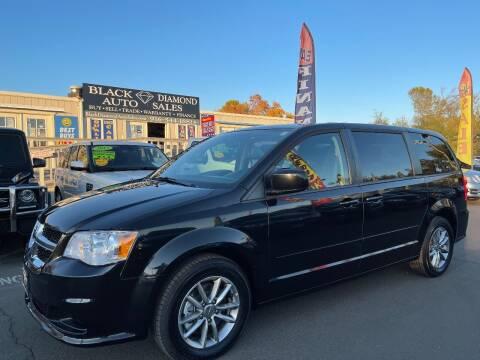 2017 Dodge Grand Caravan for sale at Black Diamond Auto Sales Inc. in Rancho Cordova CA