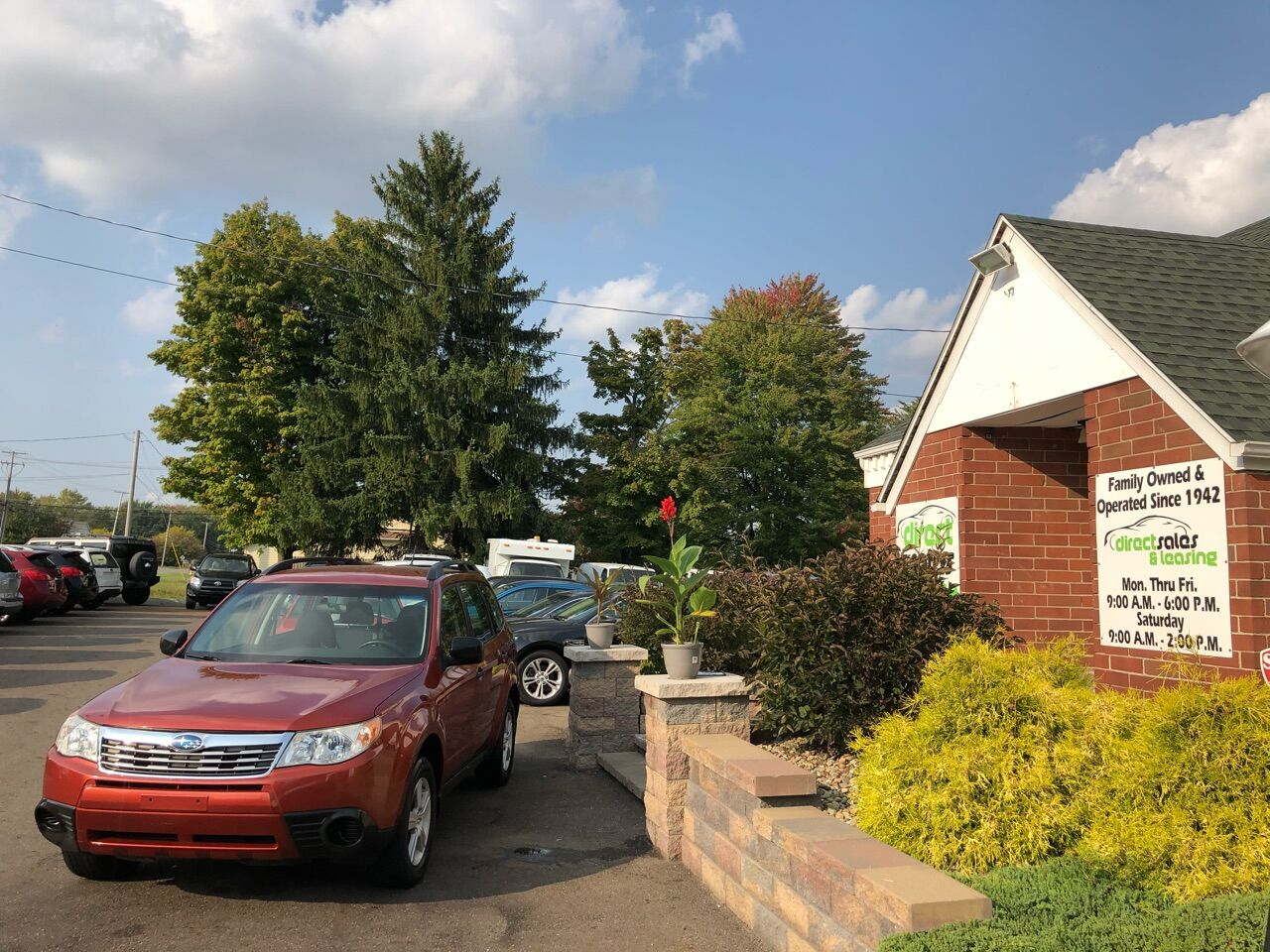 2010 Subaru Forester Sport Utility