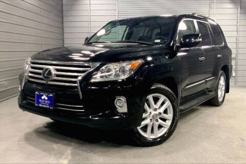 2015 Lexus LX 570 for sale at TRUST AUTO in Sykesville MD