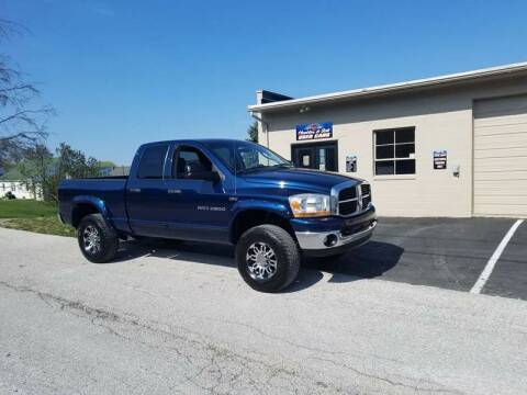 2006 Dodge Ram Pickup 2500 for sale at Hackler & Son Used Cars in Red Lion PA