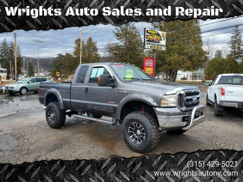 2006 Ford F-350 Super Duty for sale at Wrights Auto Sales and Repair in Dolgeville NY