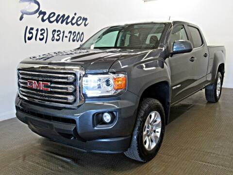 2017 GMC Canyon for sale at Premier Automotive Group in Milford OH