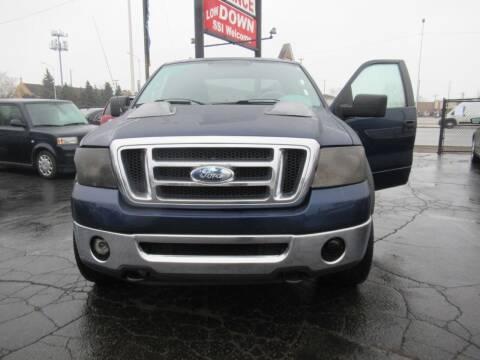 2008 Ford F-150 for sale at Bi-Rite Auto Sales in Clinton Township MI