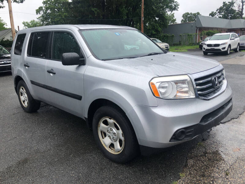 2013 Honda Pilot for sale at Chris Auto Sales in Springfield MA