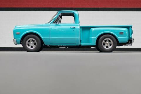 1969 Chevrolet C-10 Step Side for sale at B5 Motors in Gilbert AZ