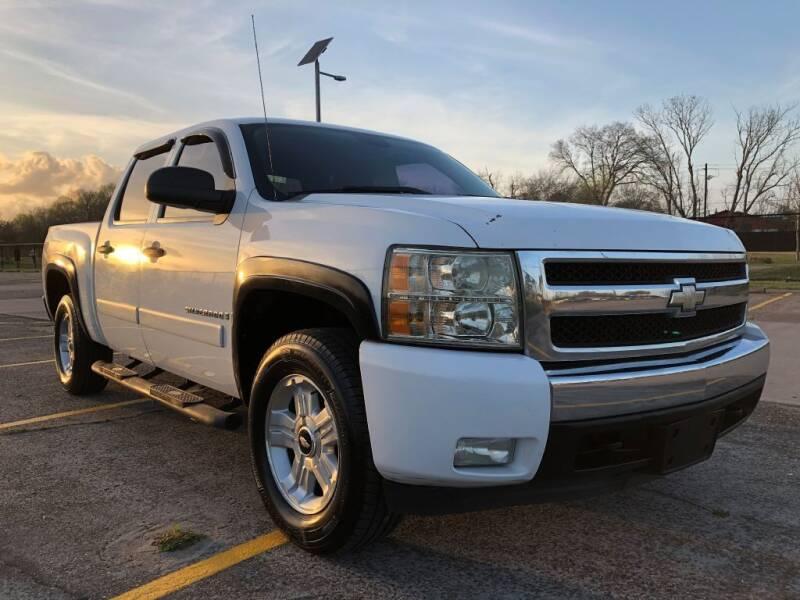 2008 Chevrolet Silverado 1500 for sale at Speedy Auto Sales in Pasadena TX