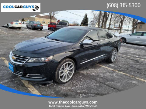 2017 Chevrolet Impala for sale at Cool Car Guys in Janesville WI