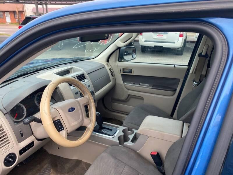 2009 Ford Escape AWD XLT 4dr SUV - Elizabethton TN