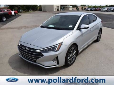2020 Hyundai Elantra for sale at South Plains Autoplex by RANDY BUCHANAN in Lubbock TX