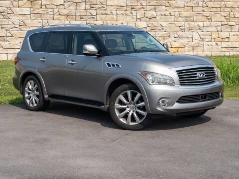 2011 Infiniti QX56 for sale at Car Hunters LLC in Mount Juliet TN