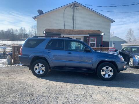 2005 Toyota 4Runner for sale at PENWAY AUTOMOTIVE in Chambersburg PA