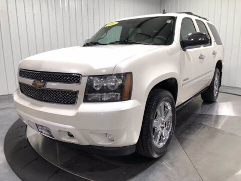 2011 Chevrolet Tahoe for sale at HILAND TOYOTA in Moline IL