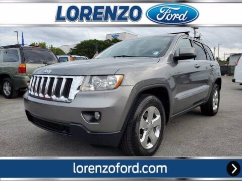 2012 Jeep Grand Cherokee for sale at Lorenzo Ford in Homestead FL