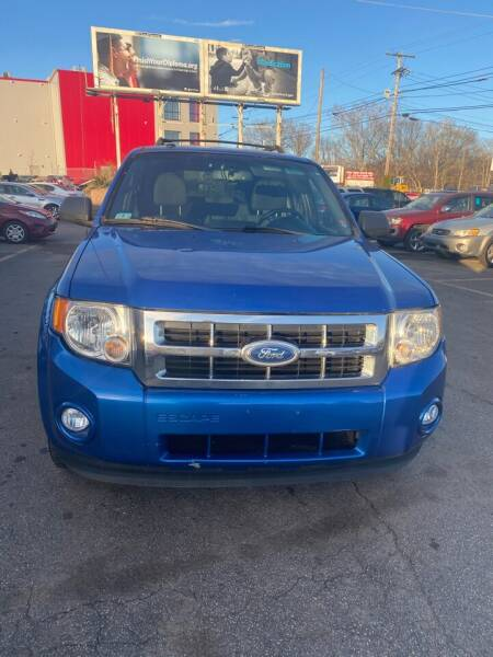 2012 Ford Escape for sale at Budget Auto Deal and More Services Inc in Worcester MA