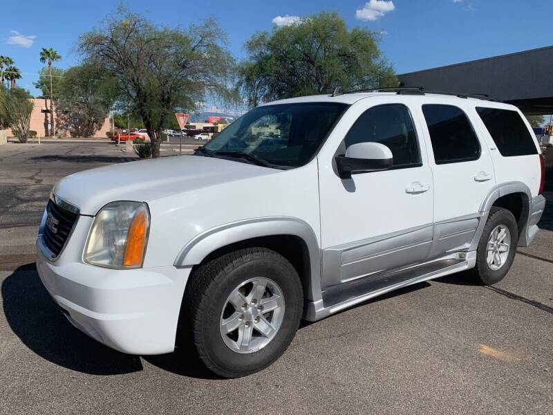 2007 GMC Yukon for sale at Tucson Auto Sales in Tucson AZ