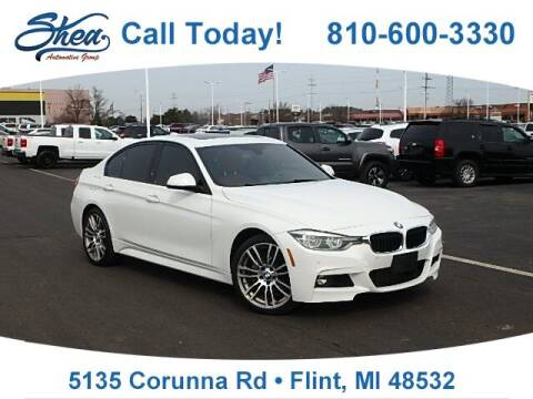 2017 BMW 3 Series for sale at Jamie Sells Cars 810 - Linden Location in Flint MI