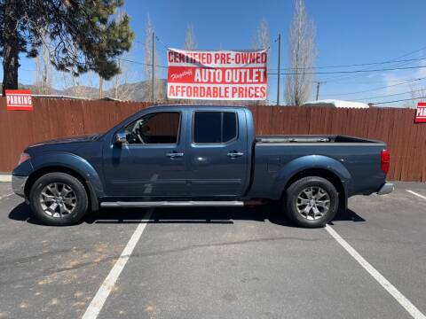 2014 Nissan Frontier for sale at Flagstaff Auto Outlet in Flagstaff AZ