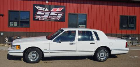 1994 Lincoln Town Car for sale at SS Auto Sales in Brookings SD