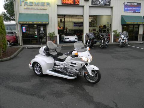 2008 Honda Goldwing for sale at PREMIER MOTORSPORTS in Vancouver WA