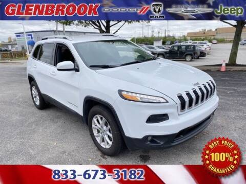 2018 Jeep Cherokee for sale at Glenbrook Dodge Chrysler Jeep Ram and Fiat in Fort Wayne IN