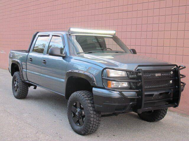 2006 Chevrolet Silverado 1500 for sale at United Motors Group in Lawrence MA