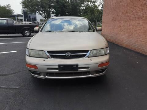 1999 Nissan Maxima for sale at Fredericksburg Auto Finance Inc. in Fredericksburg VA