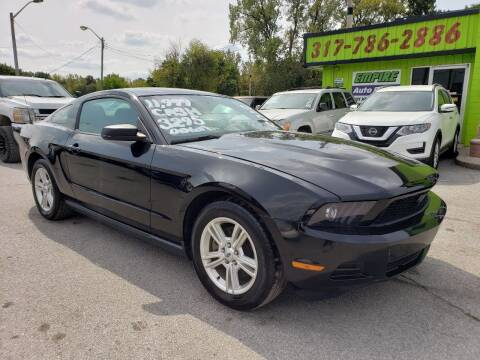 2012 Ford Mustang for sale at Empire Auto Group in Indianapolis IN