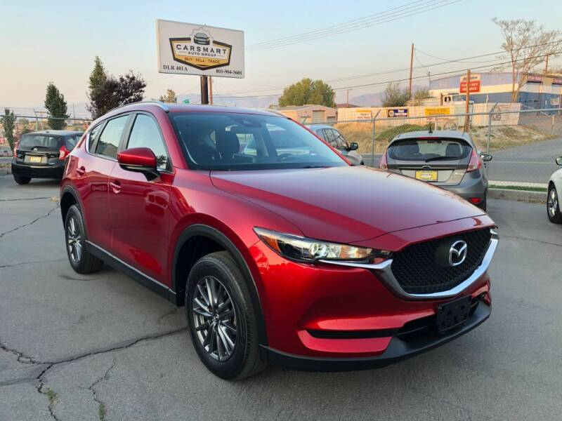 2017 Mazda CX-5 for sale at CarSmart Auto Group in Murray UT