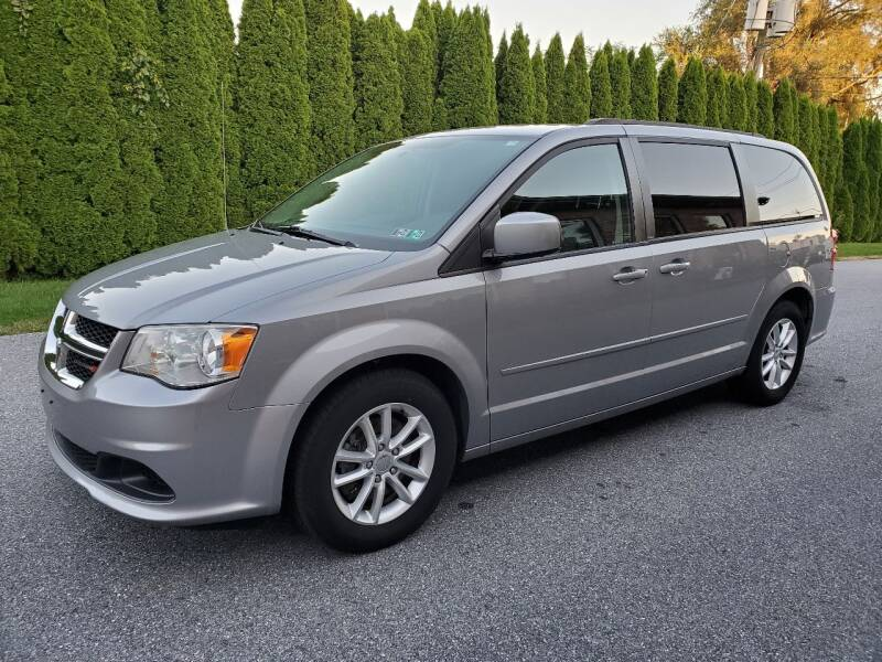 2014 Dodge Grand Caravan for sale at Kingdom Autohaus LLC in Landisville PA