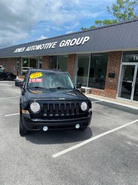 2015 Jeep Patriot for sale at Jones Automotive Group in Jacksonville NC