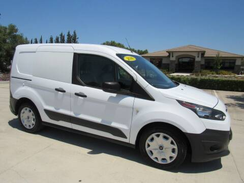2016 Ford Transit Connect Cargo for sale at Repeat Auto Sales Inc. in Manteca CA