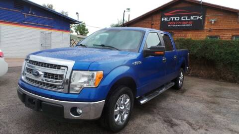 2013 Ford F-150 for sale at Auto Click in Tucson AZ