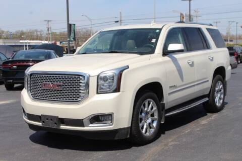 2015 GMC Yukon for sale at Preferred Auto Fort Wayne in Fort Wayne IN